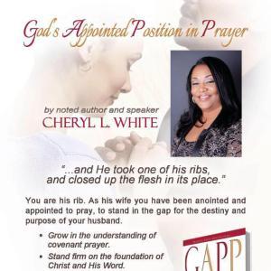 Cheryl L White Banner