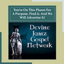 divine jamz poster