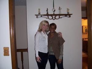 Raina and Katelyn
