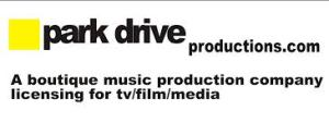 park drive productions logo